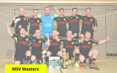 Herren gewinnen MSV-Masters in Mecklenburg