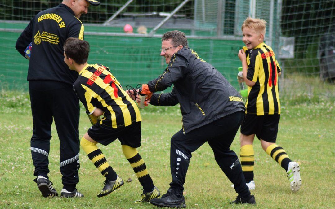 D-Junioren – SV Klütz vs. Neuburger SV (5:3)