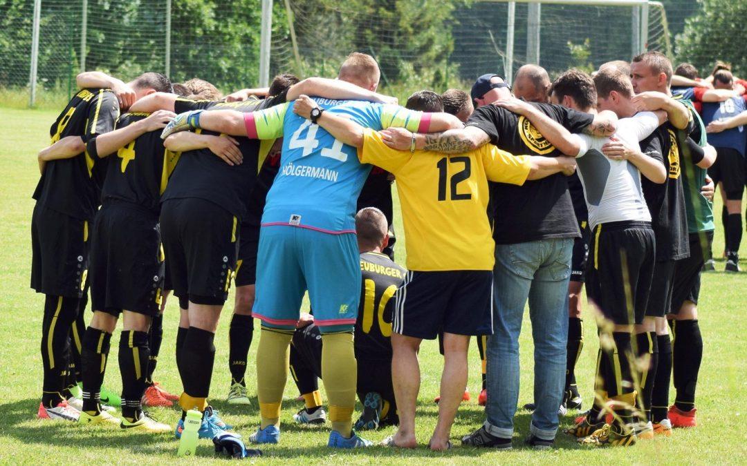 Herren – Neuburger SV vs. Schiffahrt Hafen (6:0)