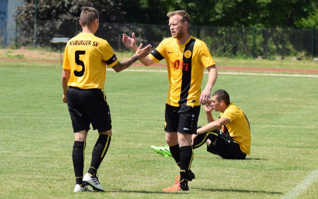 Herren – Rehnaer SV vs. Neuburger SV (3:0)