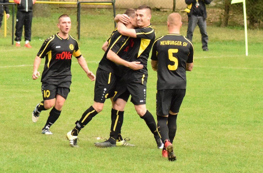 Herren – Neuburger SV vs. Poeler SV (2:2)