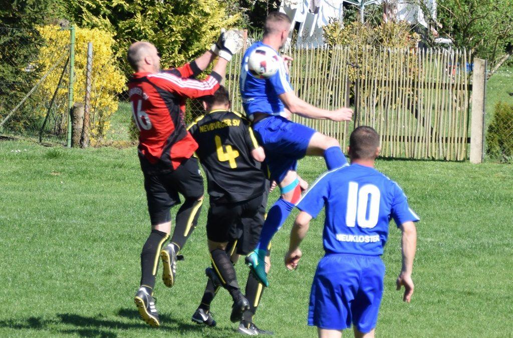 Herren – Neuburger SV vs. VFL Blau-Weiß Neukloster (2:4)