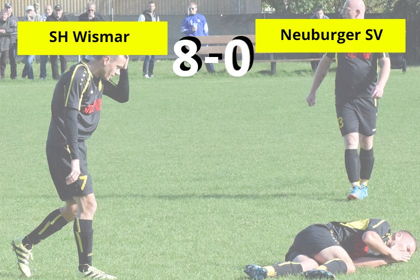 Klatsche in Wismar