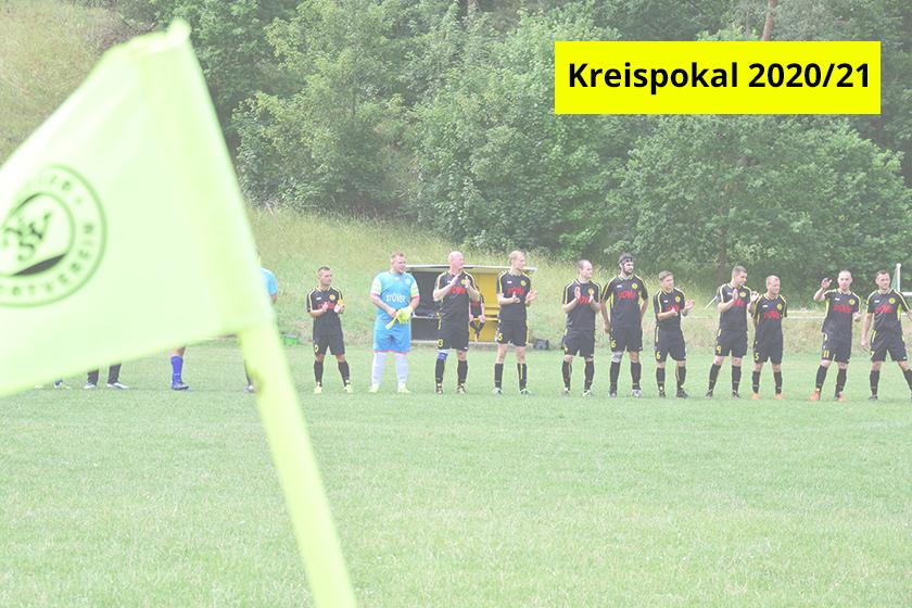 Herren: Saisonstart Kreispokal